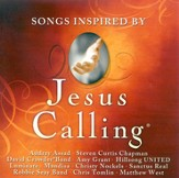 Songs Inspired by Jesus Calling CD