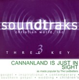 Canaanland Is Just In Sight [Music Download]