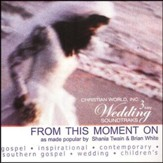 From This Moment On, Accompaniment CD