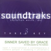 Sinner Saved by Grace, Acc CD