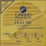 Hold Me, Accompaniment CD
