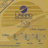 7 X 70 Accompaniment CD