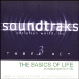 The Basics of Life, Acc CD