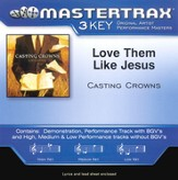 Love Them Like Jesus, Accompaniment CD