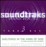 Sheltered In The Arms Of God, Accompaniment CD