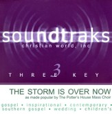 The Storm Is Over Now, Accompaniment CD