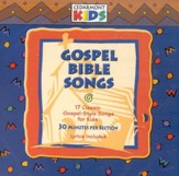 Gospel Bible Songs, Compact Disc [CD]