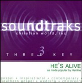 He's Alive, Accompaniment CD