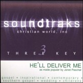 He'll Deliver Me, Accompaniment CD