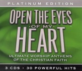 Open the Eyes of My Heart: Ultimate Worship Anthems of the Christian Faith--CDs