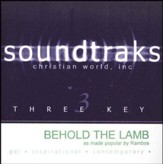 Behold The Lamb, Accompaniment CD