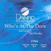 Who's At The Door, Accompaniment CD