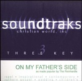On My Father's Side, Accompaniment CD
