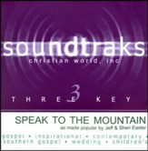 Speak to the Mountain, Acc CD