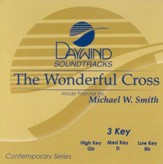 The Wonderful Cross, Accompaniment CD
