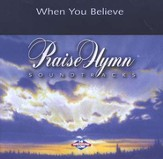 When You Believe, Accompaniment CD