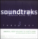 America, Keep Holding To God's Hand, Accompaniment CD