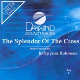 The Splendor of the Cross, Accompaniment CD