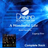 A Wonderful Life (Complete), Acc CD