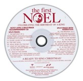 The First Noel: A Ready to Sing Christmas (Split-Track)