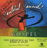 The Presence Of The Lord Is Here, Accompaniment CD