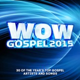 WOW Gospel 2015 CD