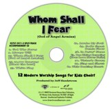 Whom Shall I Fear (God Of Angel Armies)  Split-Track Acc CD