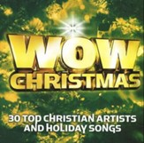 WOW Christmas (Green) CD