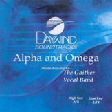 Alpha and Omega, Accompaniment CD