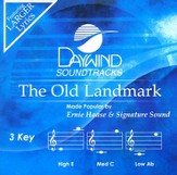 The Old Landmark, Accompaniment CD