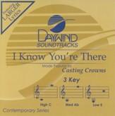 I Know You're There, Accompaniment CD