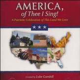 America, of Thee I Sing - Listening CD