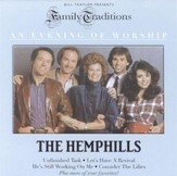 Family Traditions: The Hemphills CD
