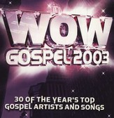 WOW Gospel 2003 CD
