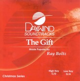 The Gift, Accompaniment CD