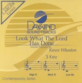 Look What The Lord Has Done, Accompaniment CD