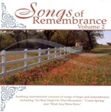 Songs of Remembrance, Volume 2 CD