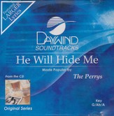 He Will Hide Me, Acc CD