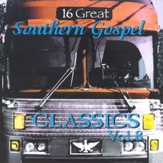 16 Great Southern Gospel Classics, Volume 8 CD
