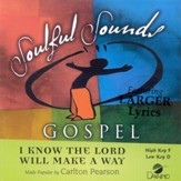 I Know The Lord Will Make A Way, Accompaniment CD