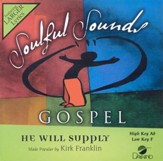 He Will Supply, Accompaniment CD