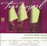 A Little More Jesus, Acc CD
