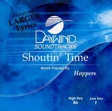 Shoutin' Time, Acc CD