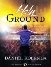 Holy Ground (CD + DVD)