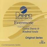 Evermore, Accompaniment CD