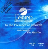 In The Presence of Jehovah, Acc CD