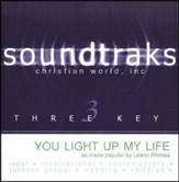 You Light Up My Life, Accompaniment CD