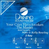 Your Cries Have Awoken The Master, Accompaniment CD