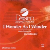 I Wonder As I Wander, Accompaniment CD