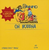 Oh Buddha, Accompaniment CD